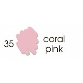 Маркер-кисть акварельный Marvy Artists Brush Коралловый  (№35, Coral Pink)