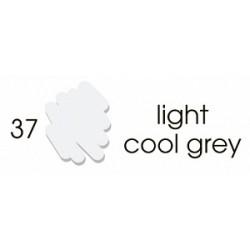 Маркер-кисть акварельный Marvy Artists Brush Светло-серый (№37, Light Cool Grey)