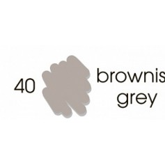 Marvy Artists Brush Коричнево-серый (№40, Brownish Grey)