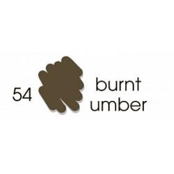 Маркер-кисть акварельный Marvy Artists Brush Умбра жженая (№54, Burnt Umber)