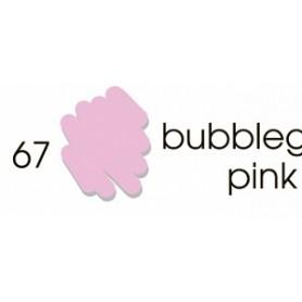 Маркер-кисть акварельный Marvy Artists Brush Розовая жвачка (№67, Babblegum Pink)