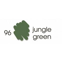 Маркер-кисть акварельный Marvy Artists Brush Тропический зеленый (№96, Jungle Green)