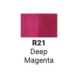 Sketchmarker Глубокий Пурпурный (SMR21, Deep Magenta)