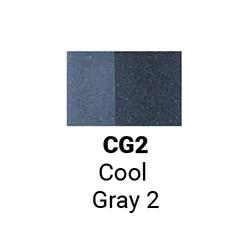 Sketchmarker Прохладный серый 2 (SMCG2, Cool Gray 2)