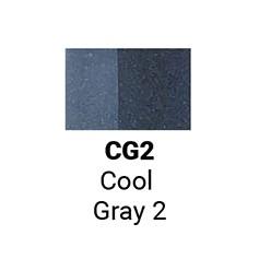 Маркер двусторонний Sketchmarker Прохладный серый 2 (SMCG2, Cool Gray 2)