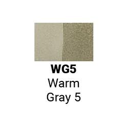 Sketchmarker Теплый серый 5 (SMWG05, Warm Gray 5)