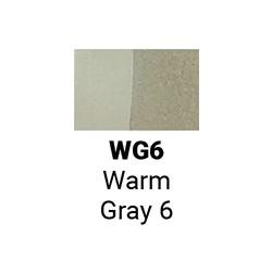 Sketchmarker Теплый серый 6 (SMWG06, Warm Gray 6)