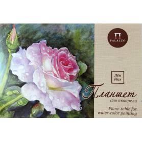 """Планшет для акварели """"Розовый сад"""", А3 20 л."""