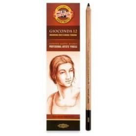 Пастельный карандаш Gioconda сепия коричневая темная