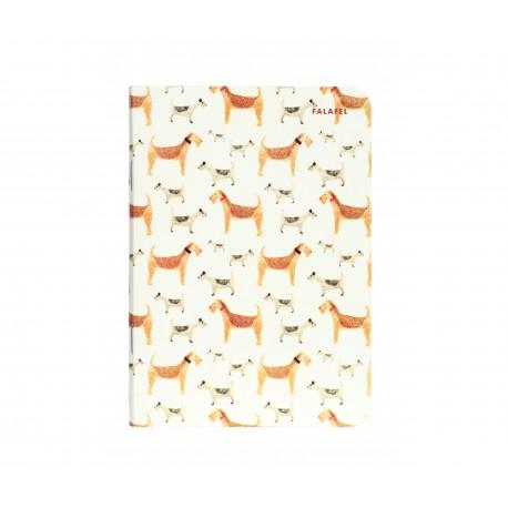 Блокнот Falafel books Dogs A6, 40 л.